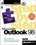Microsoft Outlook 98 Step by Step, Catapult, Inc. Staff, 1572317175