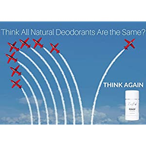 Natural Deodorant for Men by Zaffré, Aluminum Free, Non-Toxic, Alcohol-Free, Vegan Deodorant/Deoderant Stick, Fragrance: Pirates of Indigo (men's), 3.6 oz