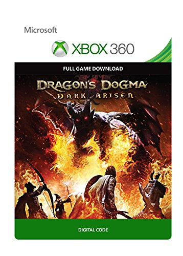 Dragon's Dogma: Dark Arisen - Xbox 360 Digital Code by Capcom