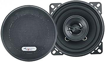 Excalibur Lautsprecher X102 400 Watt 10 Cm Koax Für Elektronik