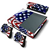 Cheap GoldenDeal Xbox One Console and Wireless Controller Skin Set – USA Flag US – XboxOne Vinyl