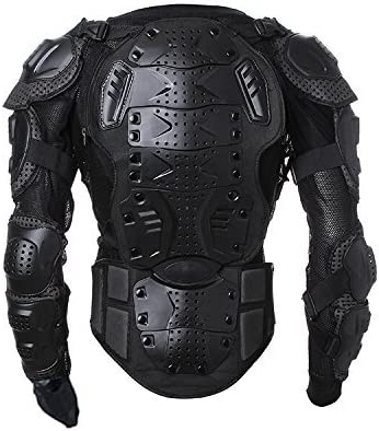 Walktorock OEM Men's Motorbike Motorcycle Protective Body Armour Armor Jacket Guard