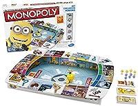 Hasbro Spiele A2574398 - Ich - Einfach unverbesserlich Monopoly, Spiel