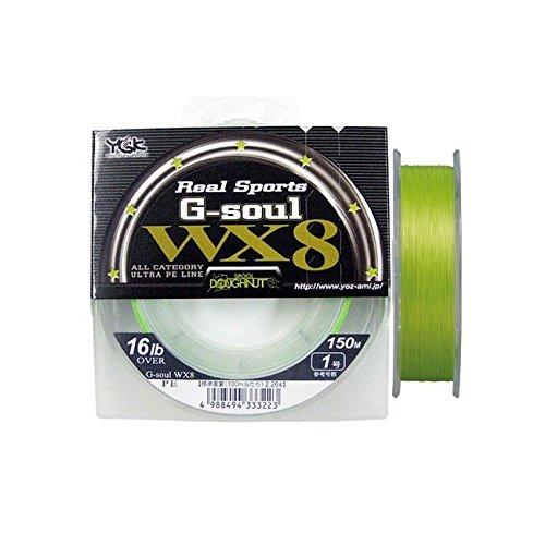 よつあみ(YGK) ライン G-soul WX8 150m