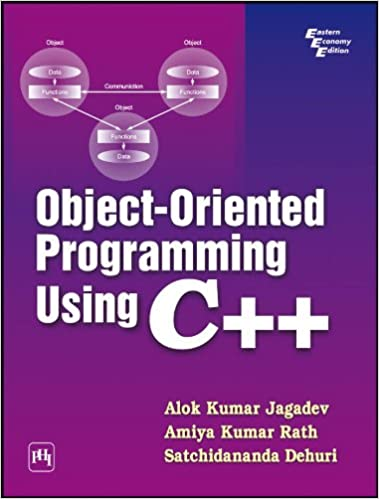 Object Oriented Programming Using C++ Ebook