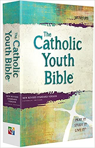 Amazon com: The Catholic Youth Bible, 4th Edition, NRSV: New