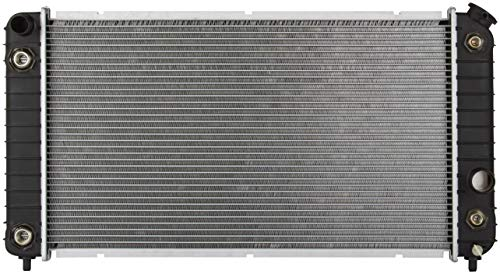 (Spectra Premium CU1826 Complete Radiator)