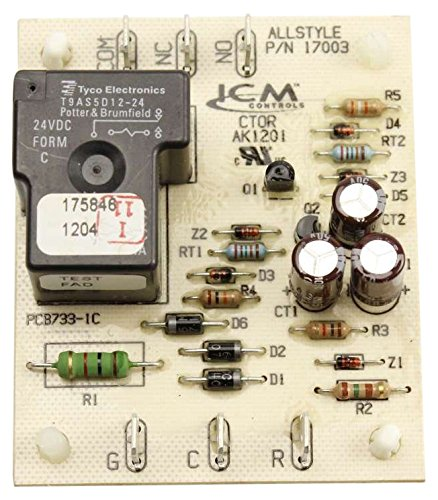 Haier AC-5210-133 P.C.B Blower Alls