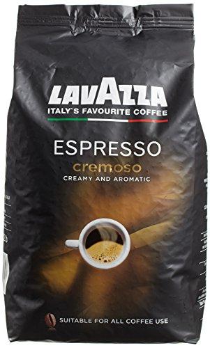 Lavazza Espresso Cremoso, 1er Pack (1 x 1 kg Packung)