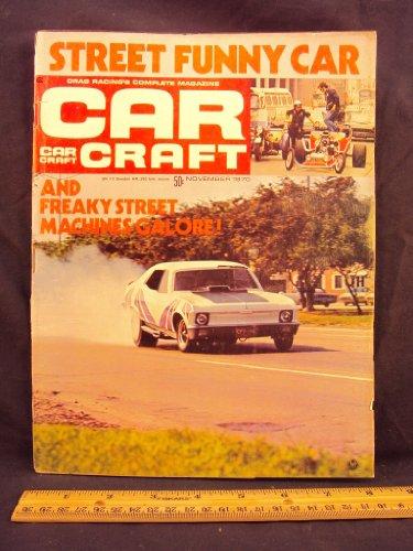 - 1970 70 November CAR CRAFT Magazine, Volume 18 Number # 11 (Features: Simulated Stocker, Ramcharger's Pro Stock / Cog Flog, Rear End Preparation / NHRA Nationals)