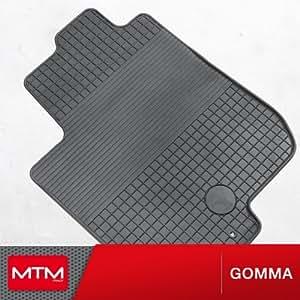 Alfombrillas MTM goma, Alfombra diseñadas a Medida para tu Coche, cod. 26