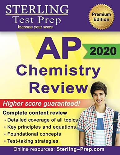 Sterling Test Prep AP Chemistry Review: Complete Content Review (Princeton 2018 Ap Chemistry)