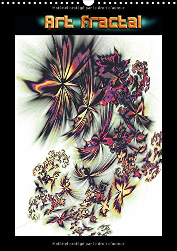 (art fractal 2016: art fractal numerique (Calvendo Art) (French Edition))
