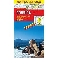 Corsica Marco Polo Map (Marco Polo Maps)