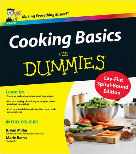 Read Online Cooking Basics For Dummies, UK Edition ebook