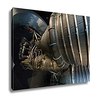 Ashley Canvas Low Angle View Close Up Space Travel Rocket Engine Kitchen Bedroom Dining
