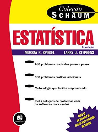 Estatística (Coleção Schaum)