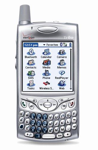 Palm Treo 650 (Verizon Wireless) (Pxa270 Processor)