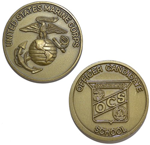 Officer Challenge Coin - 9