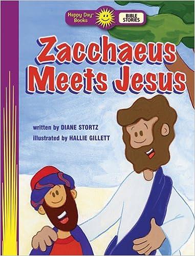 Top download audio book Zacchaeus Meets Jesus (Happy Day) in italiano