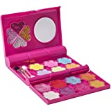 Playkidz - My FIrst Princess Tri Fold Makeup Cosmetics Set - Fashion makeup palette with mirror for girls
