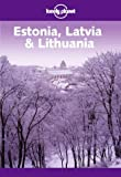 Front cover for the book Lonely Planet Estonia, Latvia & Lithuania by Nicola Williams