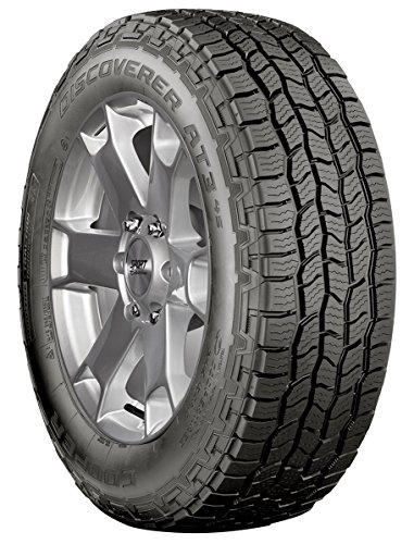 Cooper Discoverer AT3 4S All- Terrain Radial Tire-275/65R18 116T (18 65 Cooper 275)
