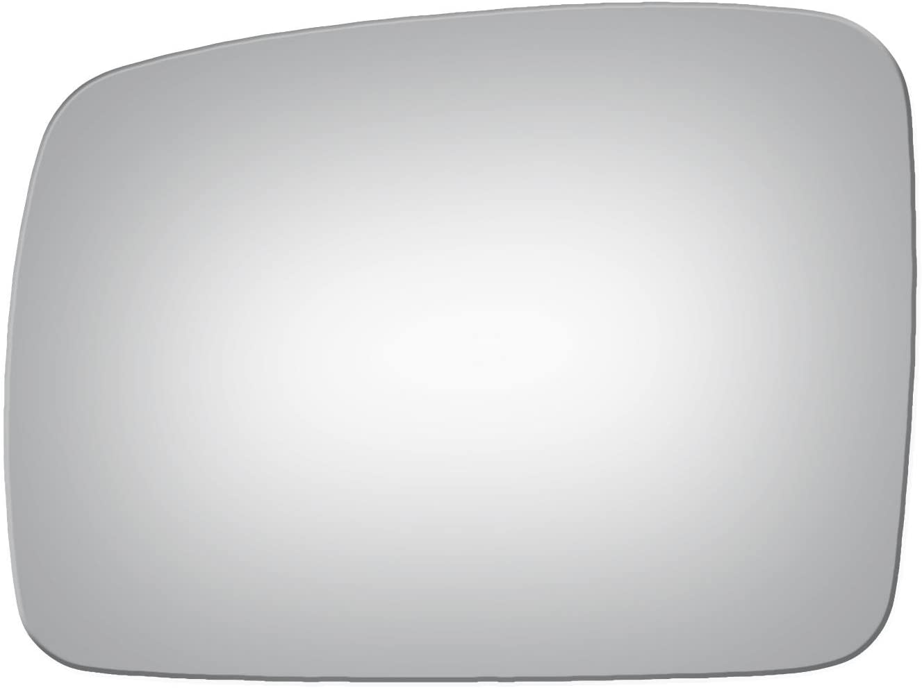 Right Driver side Flat Wing door mirror glass for Range Rover Sport 05-09 heat
