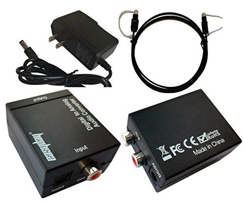 Fiber Optic Digital Coax - 9