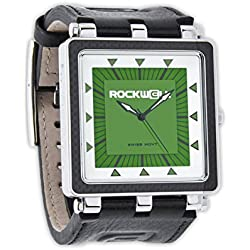 Rockwell CF Carbon Fiber Watch Mens