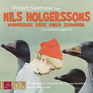 Nils Holgerssons wunderbare Reise durch Schweden Hörbuch