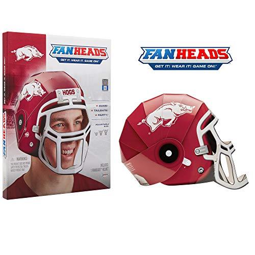 Fan Heads - Arkansas Razorbacks
