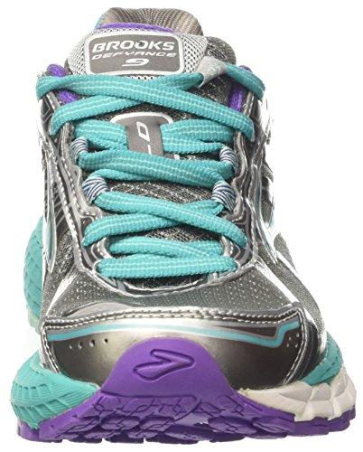 Entrainement Chaussures Running Multicolore Brooks Defyance de 9 Ceramic Passionflow Femme wIZqxXgE