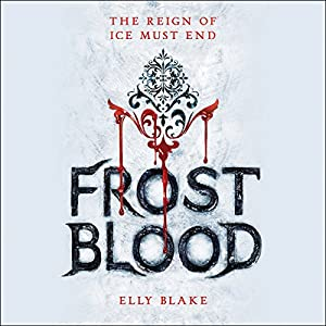 Frostblood Audiobook