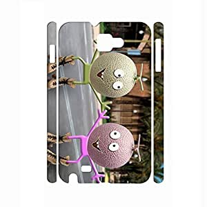 Charm Cute Vegetable Series Pattern Drop Protection Hard Shell Case Cover for Samsung Galaxy S4 I9500