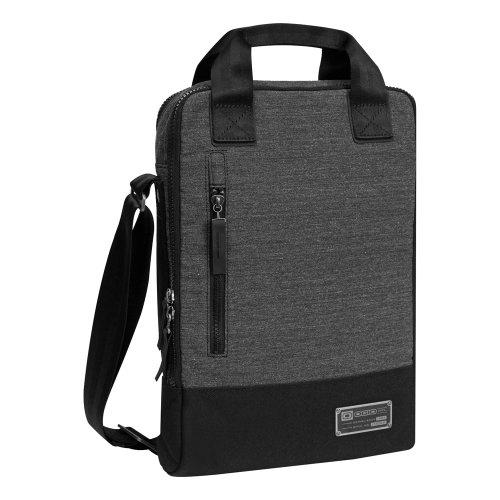 Ogio Cover Shoulder Bag for 13-Inch Tablet/Netbook, Heather Gray (111065.03), Bags Central