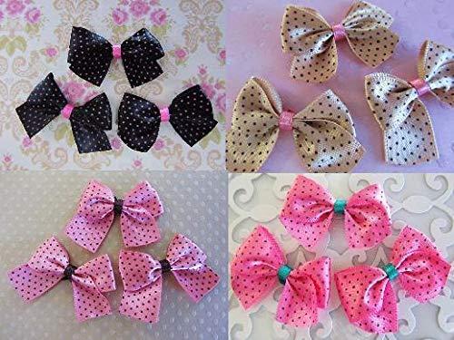 (Ribbon Art Craft Decoration 40 Hand Made Classic Princess Satin 1.5
