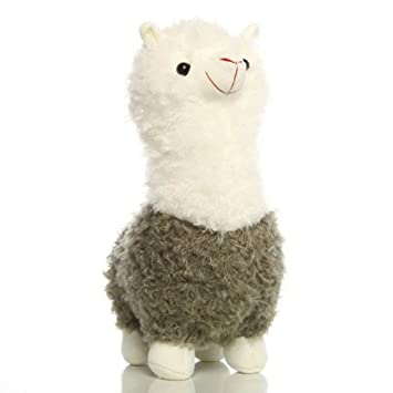 Amazon Com Katedy Plush Stuffed Grass Mud Horse Goat For Toddlers