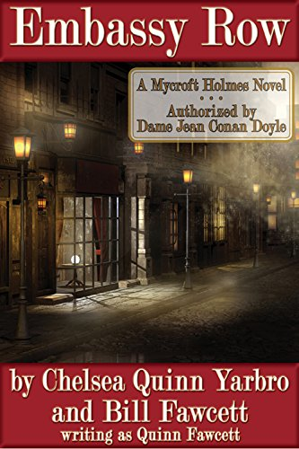 Embassy Row: A Mycroft Holmes Novel