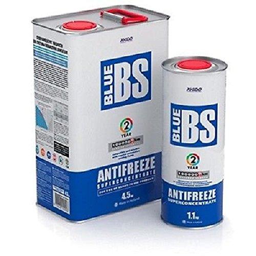 Radiatore antigelo Blu 4 litri XADO refrigerante raffreddamento liquido di raffreddamento