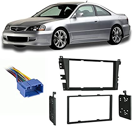 1999 2000 2001 2002 2003 Acura CL TL Radio Stereo Installation Double Dash Kit