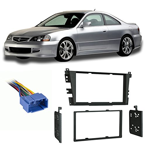 Install Dash Kit Acura Cl - 8