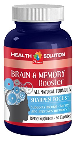 L carnitine liquid - BRAIN AND MEMORY BOOSTER - improve your memory (1 bottle) by Health Solution Prime