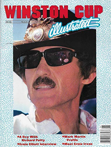 Winston Cup Illustrated June 1990 Volume1X No.3 ()
