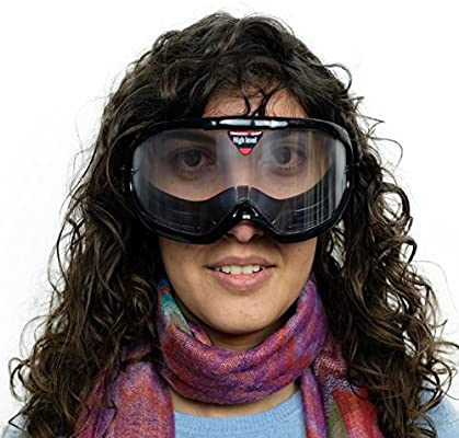 black strap Drunk Busters Impairment Goggle 0.08-0.15 BAC