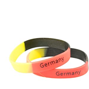 Deutschland Schl/üsselband Fanartikel Weltmeisterschaft WM EM 1 St/ück