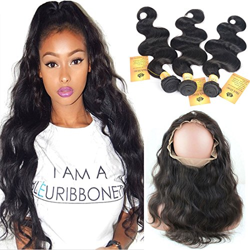Black-Rose-Hair-7A-Grade-Brazilian-Virgin-Human-Hair-Body-Wave-3-Bundles-With-360-Full-Lace-Band-Frontals-225x4x2-Lace-Band-Frontal-Closure-With-Baby-Hair