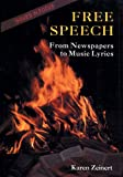 Free Speech, Karen Zeinert, 0894906348