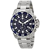 Invicta Men's 13625 Pro Diver Analog Display Swiss Quartz Silver Watch