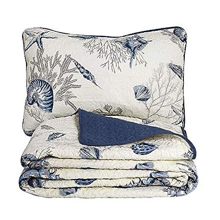 51JAhag7QXL._SS450_ Seashell Bedding and Comforter Sets